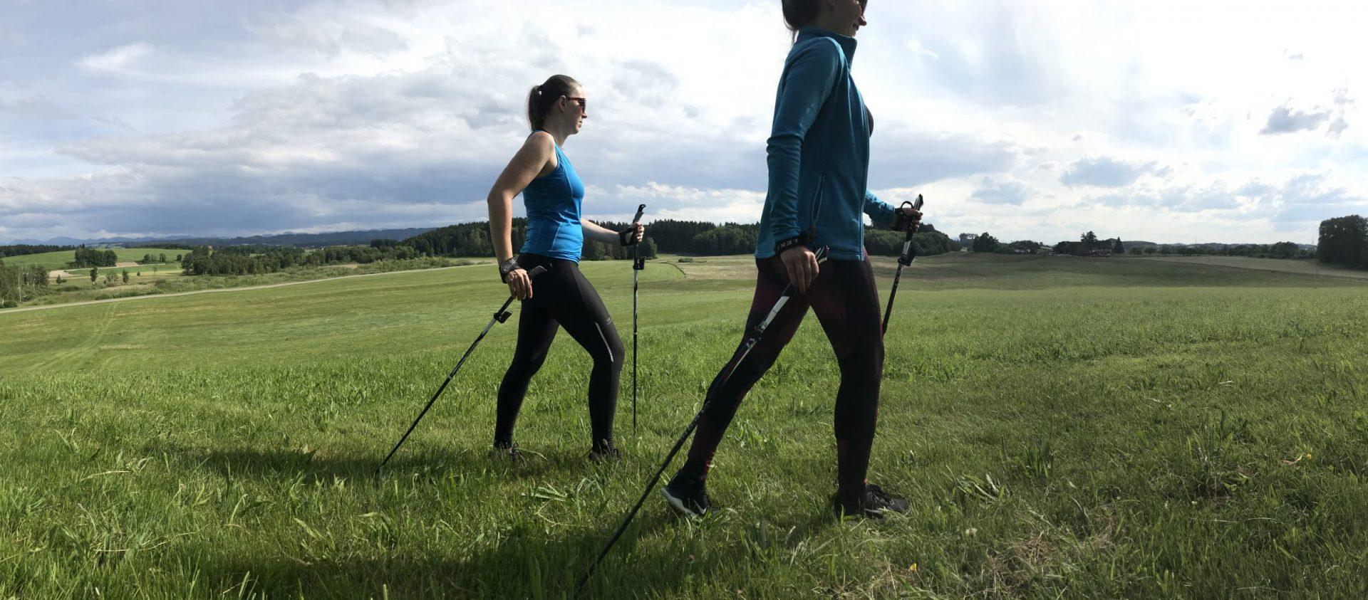 Nordic-Walking Padhalter